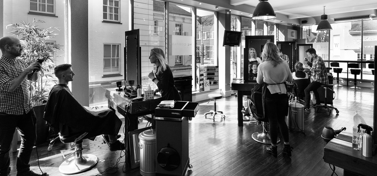 The Company Hairdressing
